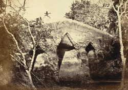 Old bridge, called Dullalpur pul, Painam, Sonargaon. 2732